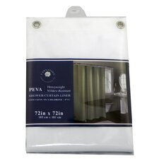 PEVA Shower Curtain Liner