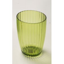 <strong>Carnation Home Fashions</strong> Acrylic Ribbed Tumbler