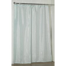<strong>Carnation Home Fashions</strong> Polyester Fabric Shower Curtain / Liner