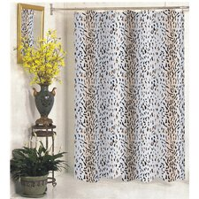 Hailey Polyester Shower Curtain