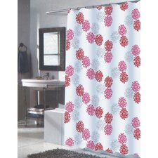 Emma Polyester Shower Curtain