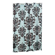 EZ On Beacon Hill Polyester Shower Curtain