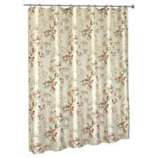 <strong>United Curtain Co.</strong> Chantelle Polyester Shower Curtain