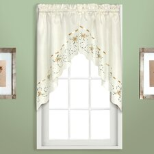 "Rachael Rod Pocket Swag 60"" Curtain Valance"
