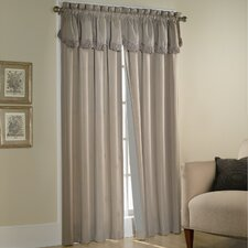 Bedford Rod Pocket Curtain Single Panel