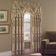 Jewel Panel and Austrian Window Treatment Collection