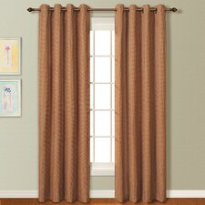<strong>United Curtain Co.</strong> Park Square Curtain Single Panel