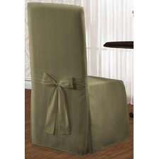 <strong>United Curtain Co.</strong> Metro Parson Chair Slipcover
