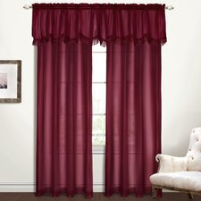 <strong>United Curtain Co.</strong> Yvonne Window Treatment Collection