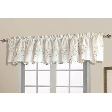 <strong>United Curtain Co.</strong> Loretta Curtain Valance