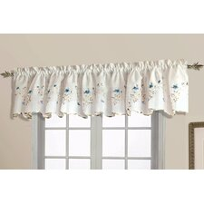 Loretta Rod Pocket Tailored Curtain Valance