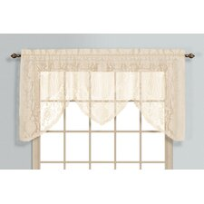 Windsor Rod Pocket Swag Curtain Valance