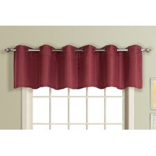 <strong>United Curtain Co.</strong> Mansfield Curtain Valance