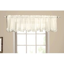 <strong>United Curtain Co.</strong> Yvonne Curtain Valance