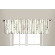 <strong>United Curtain Co.</strong> Starburst Curtain Valance