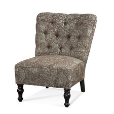 Tufted Back Side Chair