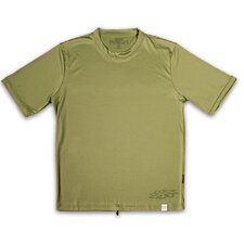 Corpo Short Sleeve Water Tee in Green