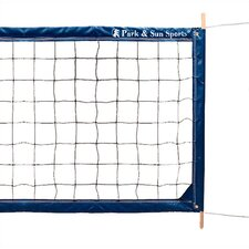 Pro Steel Cable Volleyball Net