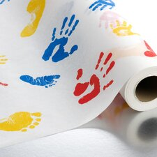 Tiny Tracks® Printed Pediatric Exam Table Rolls