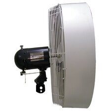 "<strong>TPI</strong> 30"" Portable High Pressure Misting Fan Head"