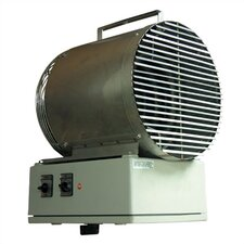 Washdown 11,200 BTU 48 kW Forced Air Utility Electric Space Heater with Thermostat