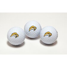 <strong>Hockey Stick Putters</strong> NHL Golf Balls (Set of 3)