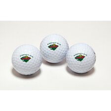 NHL Golf Balls (Set of 3)