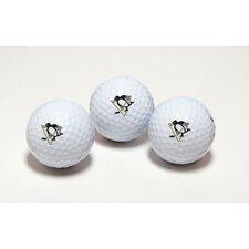 NHL Golf Balls (Set of 3)