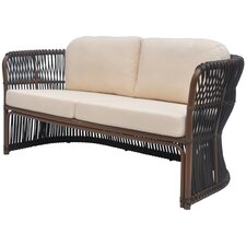 Tahiti Loveseat with Cushions