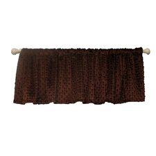 "Camo Rod Pocket Tailored 54"" Curtain Valance"