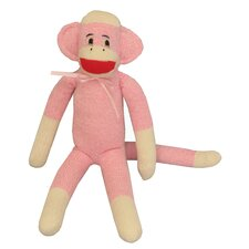 "<strong>Ozark Mountain Kids</strong> ""Misty"" Sock Monkey"