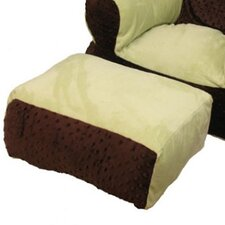Chocolate Mint Ottoman