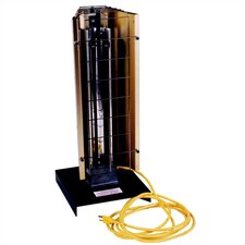 <strong>Fostoria</strong> Portable Heavy Duty 6,143 BTU Infrared Utility Electric Space Heater
