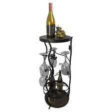 <strong>Metrotex Designs</strong> French Vineyard 7 Bottle Wine Rack