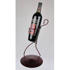 Iron Borracho Wine Rack (Front)