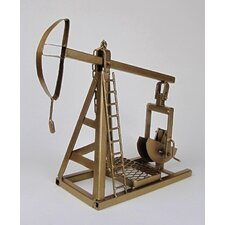 Decorative Oil Pump Jack Table