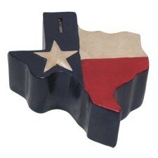 Decorative Texas Flag Bank