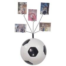 Hall Of Fame Soccer Ball Photo Wall Bubble