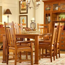Prairie Mission 7 Piece Dining Set