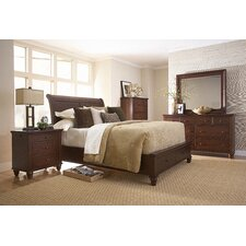 <strong>Mastercraft Collections</strong> Sleigh Bedroom Collection