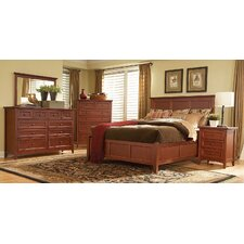 <strong>Mastercraft Collections</strong> Simply Shaker Panel Bedroom Collection