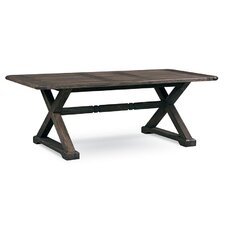 <strong>Mastercraft Collections</strong> Farmhouse Dining Table