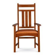 <strong>Mastercraft Collections</strong> Prairie Mission Arm Chair