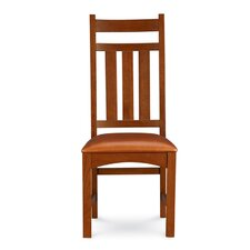<strong>Mastercraft Collections</strong> Prairie Mission Side Chair