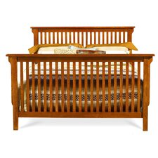 Prairie Mission Slat Bed