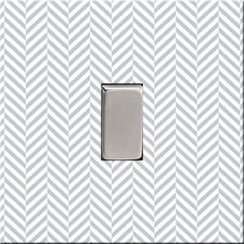Herringbone Switch Cover