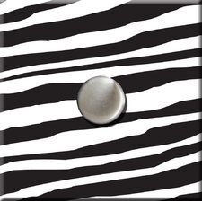 Zebra Stripes Switch Cover