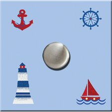 Nautical Lighthouse Switch Cover