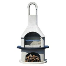 Ambiente Masonry Barbecue Fireplace