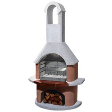 Toscana Masonry Barbecue Fireplace